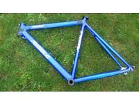RIBBLE medium (54cm) lightweight aluminium road bike frame