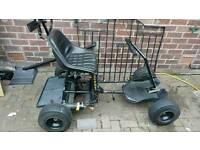 Golf cart powercaddy