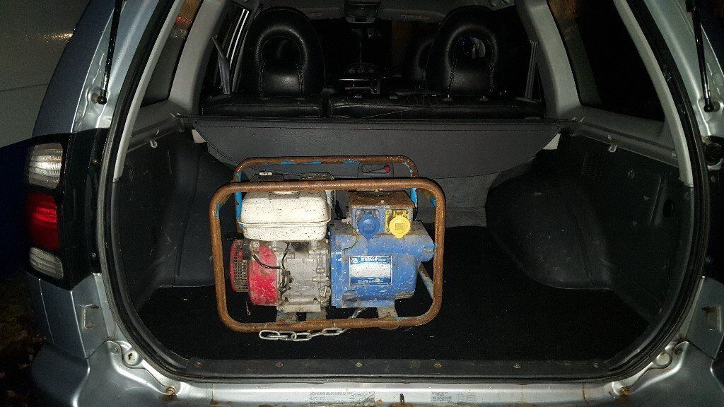 Honda Engine 2000 watt Generator