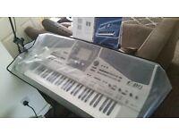 Roland E80 keyboard