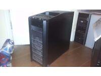 CORE i7 2.8 GHZ / 8GB / 1TB / WIN 8.1 / HD4870 1GB GDDR5 / ANTEC 900 CASE