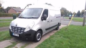 Renault master for sale bregin prices!!! with machines!!!!!qick sale olny 8000 pound no time!