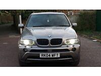 BMW X5 SPORT e53 2004 4.4L V8 (LPG Converted)
