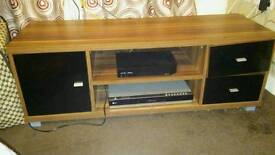 TV stand must go today