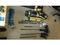 Junior Masters mc j520 golf set