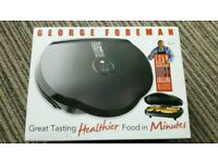 George Foreman 13802 3 person grill