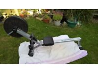 V Fit AR1 Rowing Machine excellent condition