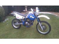 Suzuki DR650 brand new mot / ready to go!