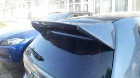 Honda civic type r Mugen style boot spoiler cosmic grey breaking spares