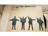 Vinyl the Beatles help album
