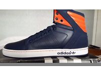 Mens trainers. Adidas Adi-high Ext. Size 12.5