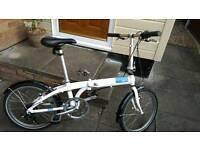 Tern Link C7 Folding Bike.Good Condition.Not Dahon