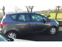 2011 Vauxhall Meriva 1.4s**Only 59k miles**12 Months MOT**