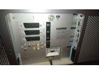 """Hitachi 42PD9700U 42"""" Plasma TV For Sale in LONDON FIELDS, HACKNEY"""
