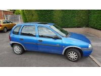 Vauxhall Corsa Breeze 1.4L Petrol