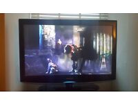 """Immaculate Samsung HD TV 37"""". Perfect condition with remote."""
