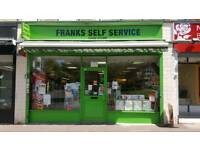 Fantastic Local Food Store FOR SALE – GREAT LOCATION, NEAR BERMONDSEY TUBE STATION