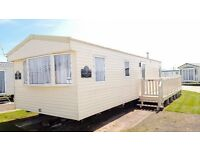 2 Bedroom Static Caravan for Sale, Decking Included, Pet Friendly, 12 months, Beach Access, Hastings