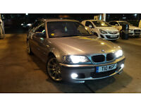 BMW 3 SERIES 2.0 320d M-Sport 4dr,Long mot, 6 speed gearbox, 07512555462
