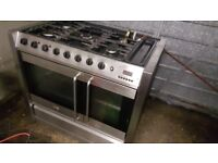 Belling free standing cooker