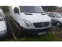On sale is my 2007 Mercedes sprinter 311 cdi LWB in good condition.
