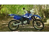 Yamaha, DT, 2001, 125 (cc)