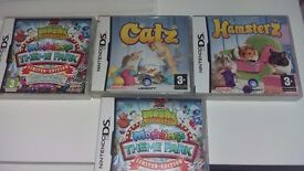 Ds games £2 each