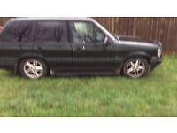 Selling a range rover P38