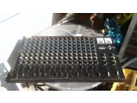 MM Electronics MP175 - 16 channel mixer