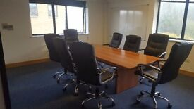 Flexible office spaces to rent in Pencoed, less than a mile from the M4