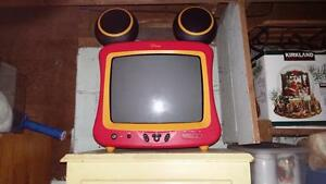 Mickey mouse color TV