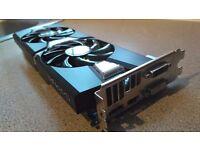AMD Radeon Sapphire Dual X R9 280X GPU with 3GB Memory