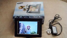 Samsung SPF-105P Digital Photo Frame
