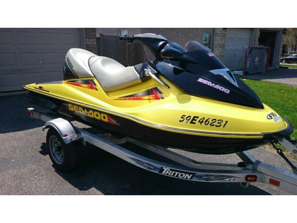 Used 2004 Sea Doo/BRP GTX 185