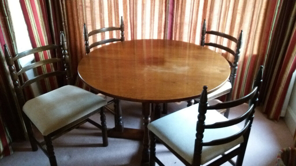 For Sale - Table & Chairs