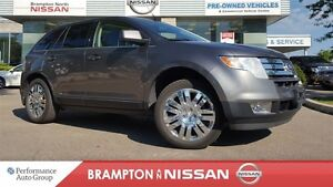 2010 Ford Edge Limited *Navigation, Panoramic Sunroof, AWD, Leat