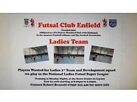 Women's Football Futsal League