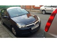 2005 VAUXHALL ASTRA 1.6 BREEZE 1 OWNER