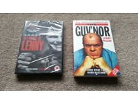 DVD and book about Lenny McLean