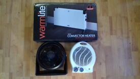 "_""Great Condition""_(£45) 2 heaters ""Brand new"" + Cooler (Honeywell only used on 2 occasions)"