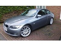 2009 BMW 320D COUPE 2DR 19'' MV4 ALLOYS NEW TYRES