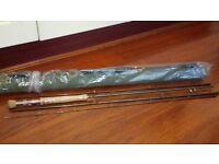greys xf2 11' 7# trout fishing rod