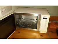 Microwave oven for sale £15