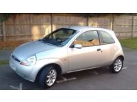Ford Ka 1.3 Style Climate 12 Months MOT, FSH, Great Condition, Ideal First Car.