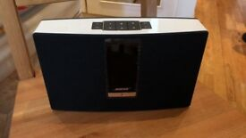 Bose SoundTouch Portable Wi-fi Music System (Like new)