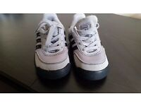 Baby boy Adidas trainers 5UK