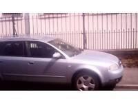 Audi a4 estate 1.9d