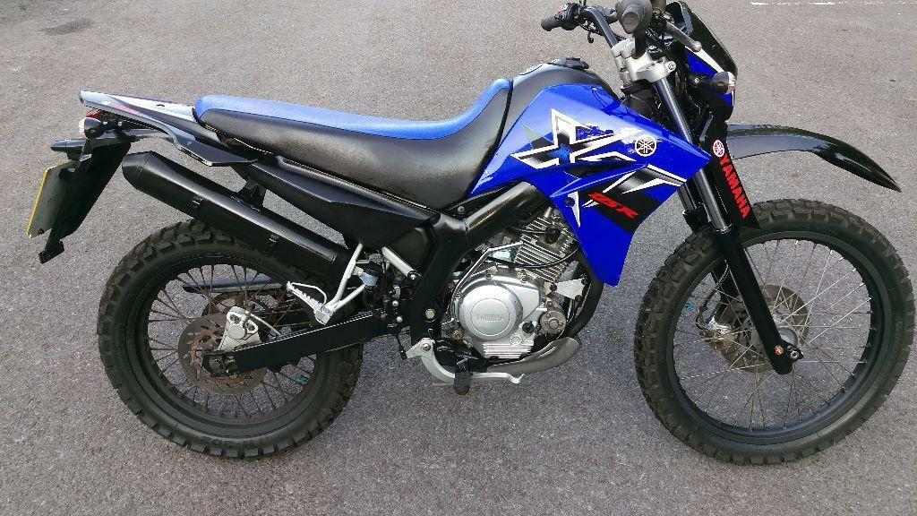 yamaha xt 125 r xtr 2011 new tyres in abergavenny monmouthshire gumtree. Black Bedroom Furniture Sets. Home Design Ideas