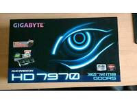 Gigabyte AMD Radeon HD 7970 3gig GHz Edition