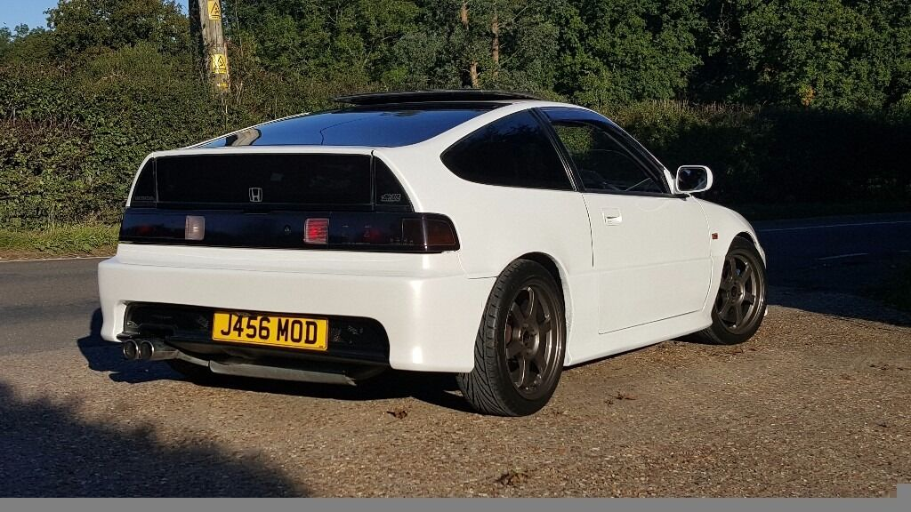 91 honda crx mugen vtec in waterlooville hampshire. Black Bedroom Furniture Sets. Home Design Ideas
